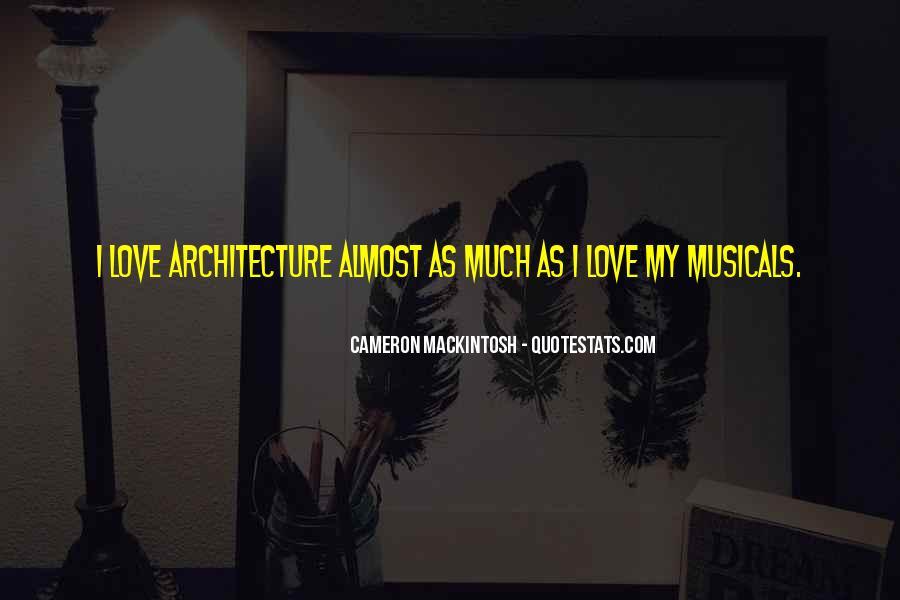 Mackintosh Quotes #745138