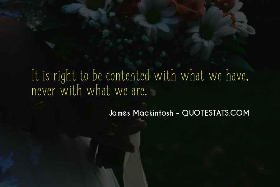 Mackintosh Quotes #748208