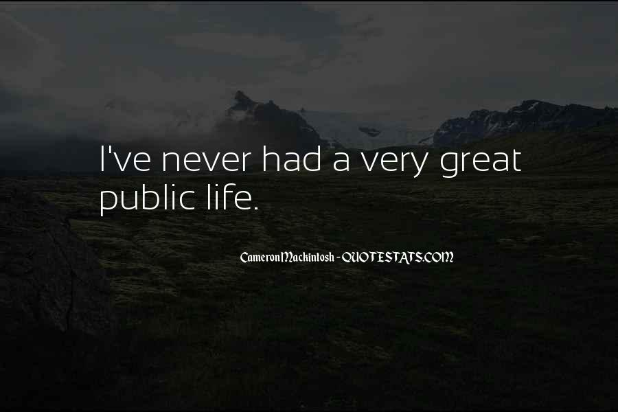 Mackintosh Quotes #769335