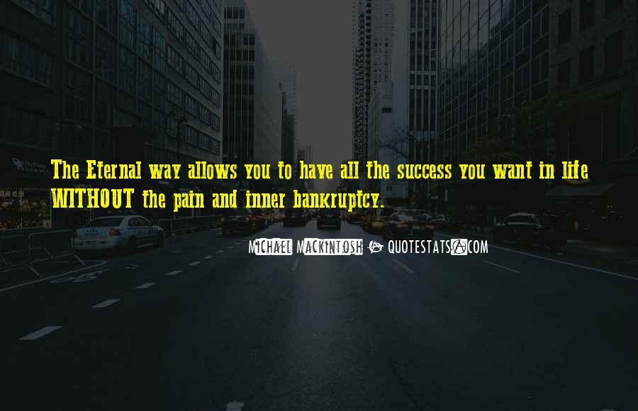 Mackintosh Quotes #821718