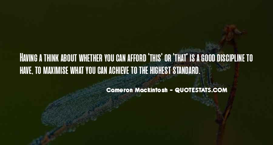 Mackintosh Quotes #848829