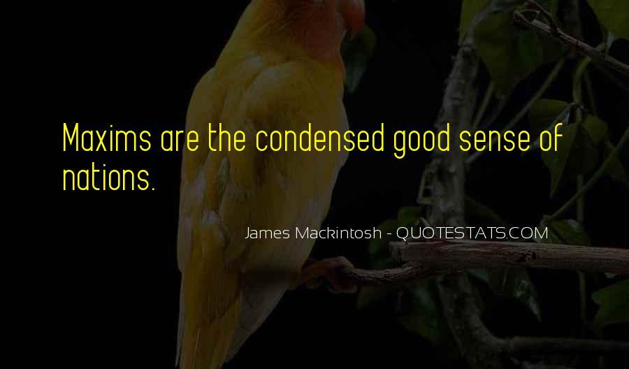Mackintosh Quotes #872840