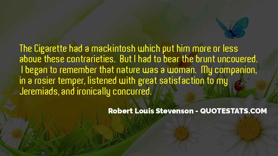 Mackintosh Quotes #889572