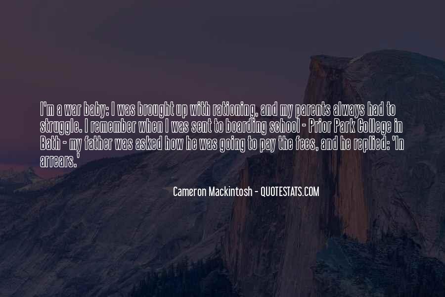 Mackintosh Quotes #950837