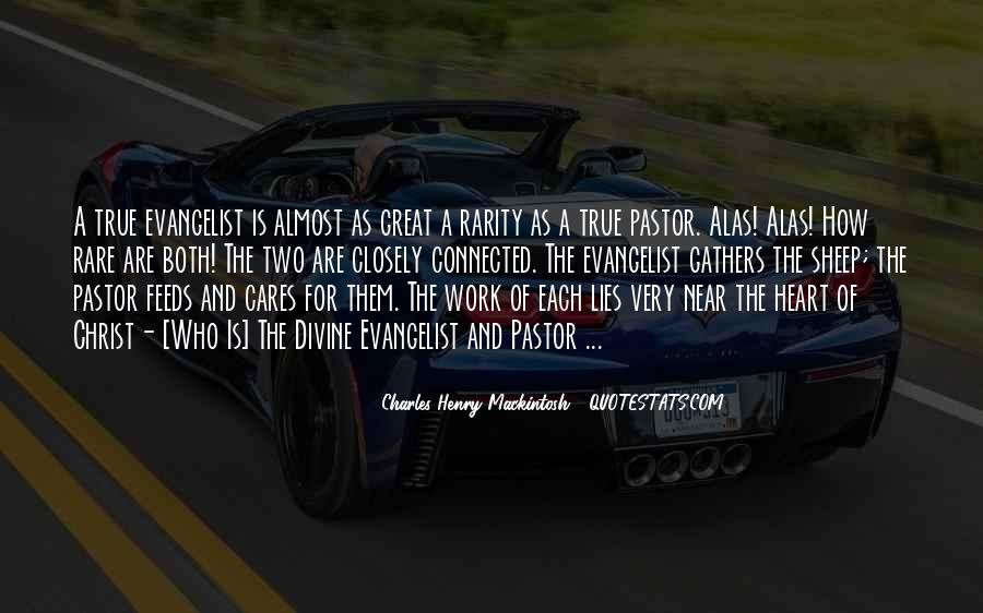 Mackintosh Quotes #99755