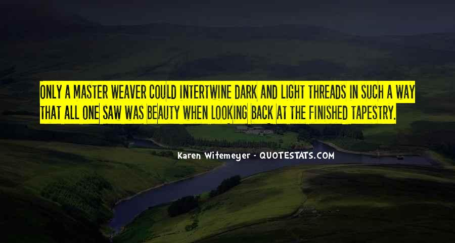 Quotes About Dark Vs Light #42917