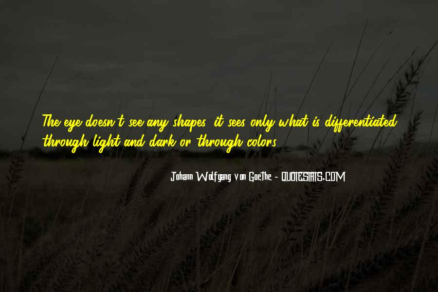 Quotes About Dark Vs Light #56585