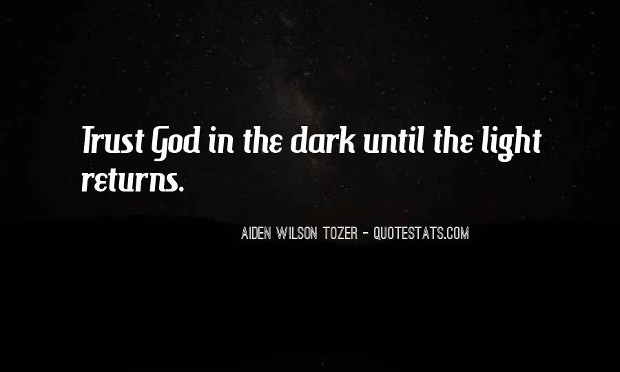 Quotes About Dark Vs Light #66814
