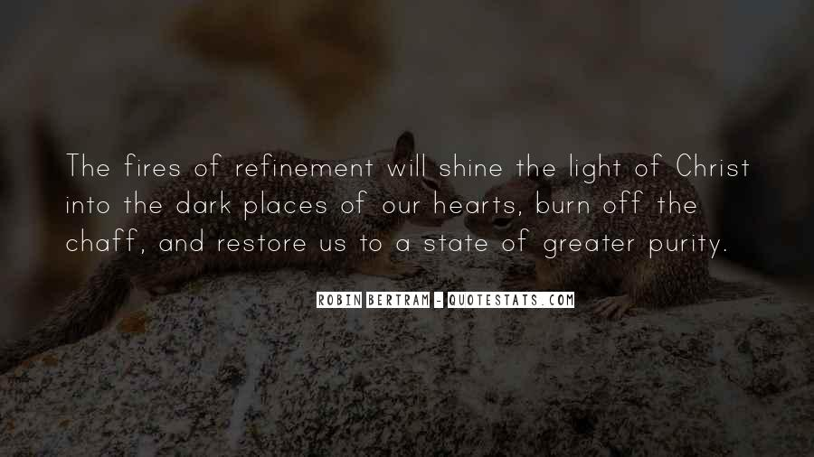 Quotes About Dark Vs Light #8618