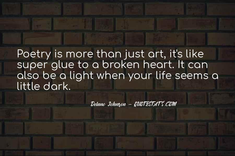 Quotes About Dark Vs Light #9472