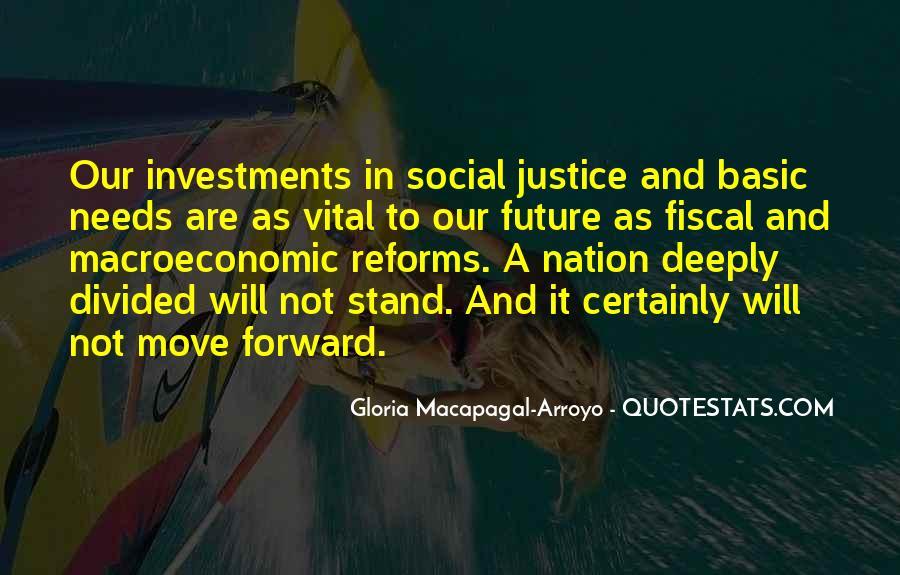 Macroeconomic Quotes #1503370