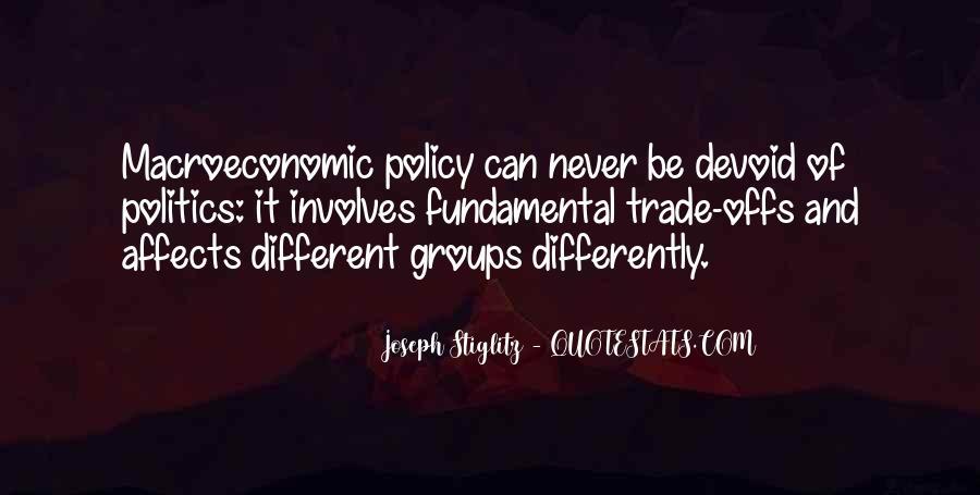 Macroeconomic Quotes #231787