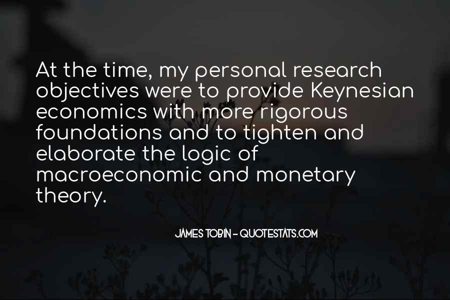 Macroeconomic Quotes #83883