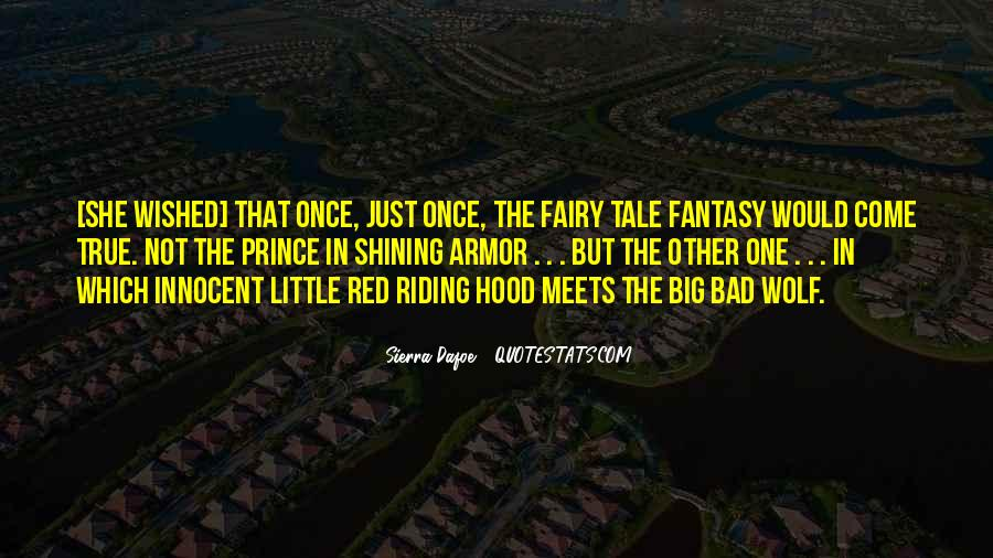 Quotes About Dark Prince #1357733