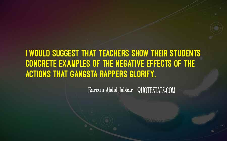 Quotes About Teacher Their Students #1218551