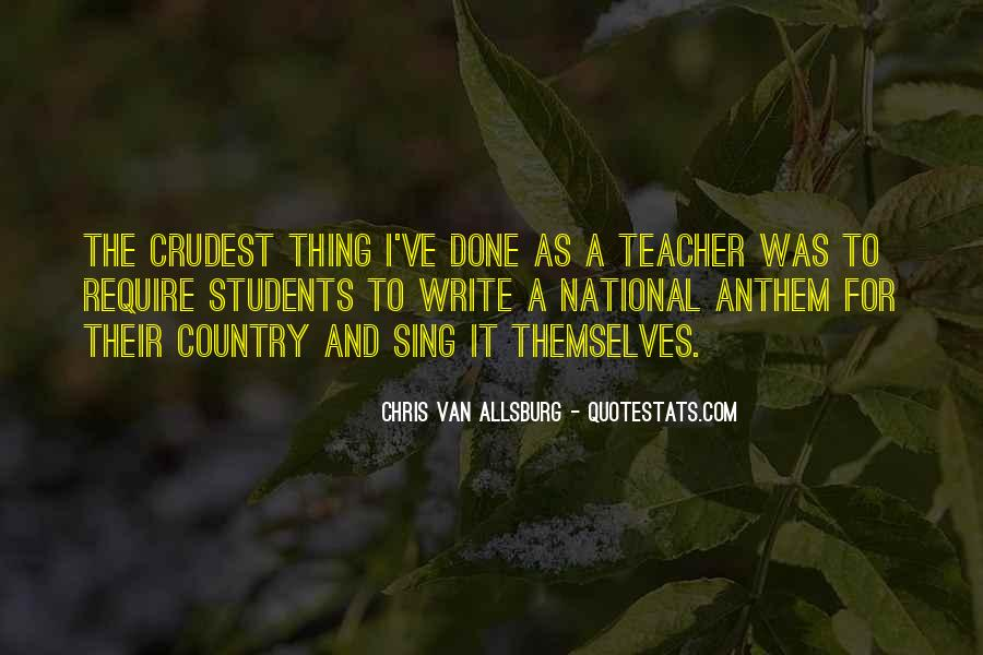 Quotes About Teacher Their Students #1330291