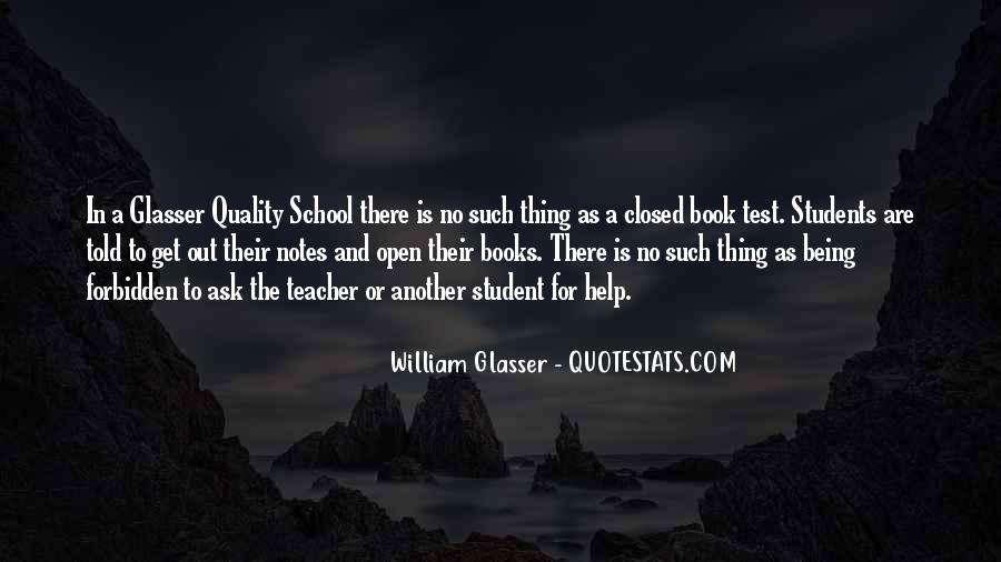 Quotes About Teacher Their Students #1373196