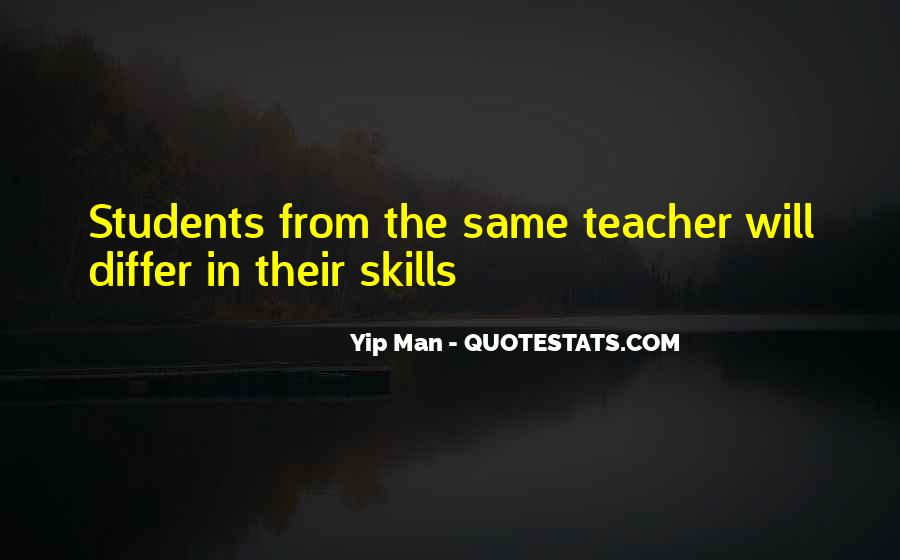 Quotes About Teacher Their Students #187747