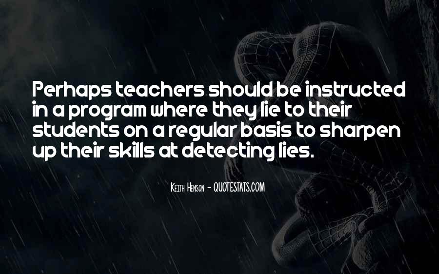 Quotes About Teacher Their Students #542626
