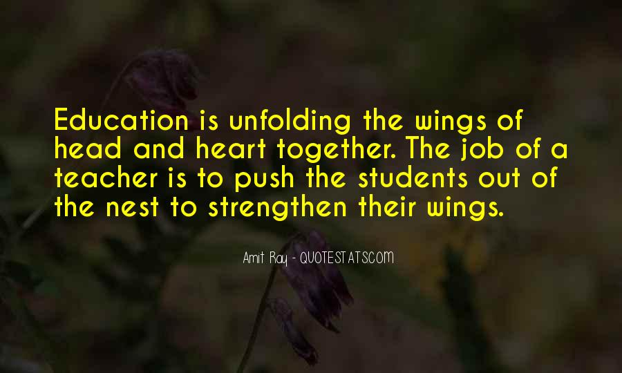 Quotes About Teacher Their Students #704579