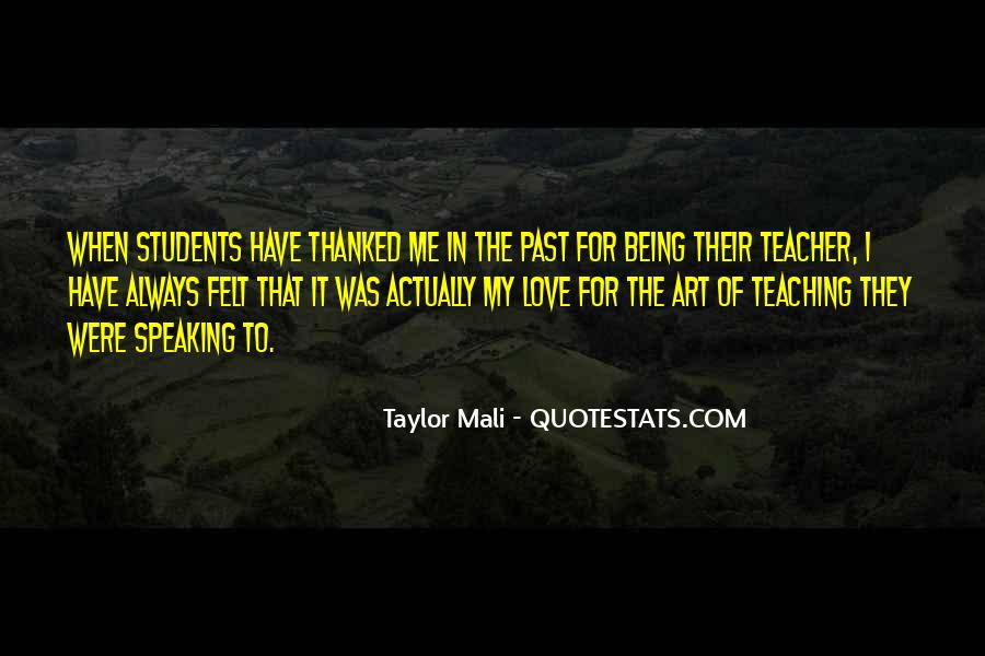 Quotes About Teacher Their Students #862475