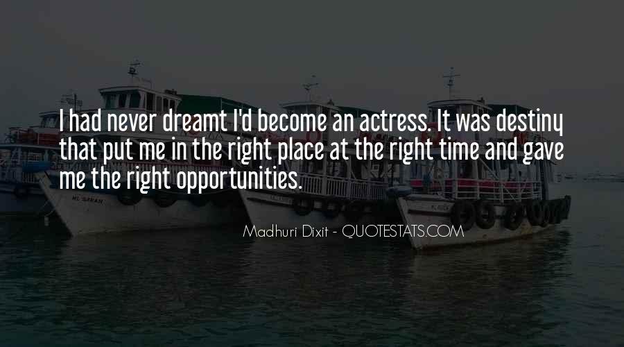 Madhuri Quotes #1647536