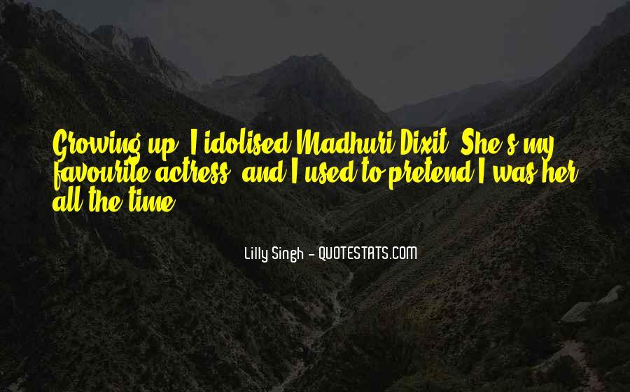 Madhuri Quotes #1787589