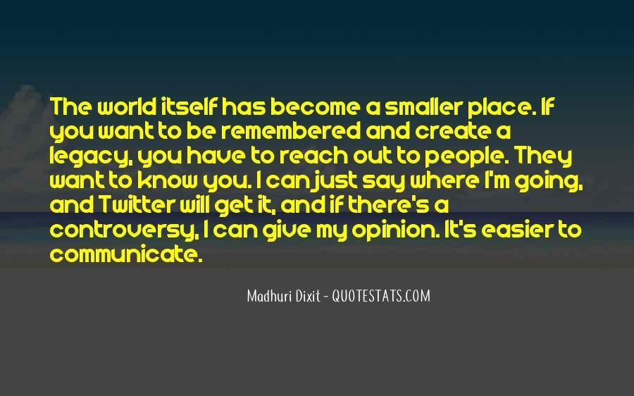 Madhuri Quotes #1788857