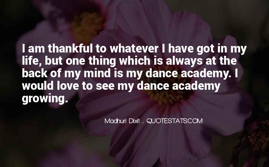 Madhuri Quotes #905346