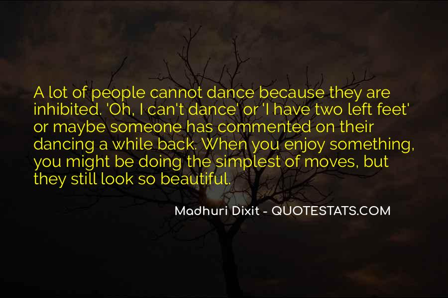 Madhuri Quotes #964739