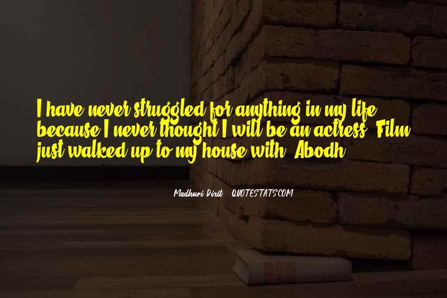 Madhuri Quotes #986233