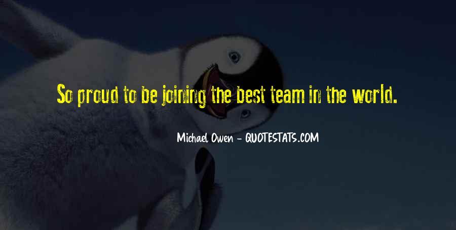 Madrid Team Quotes #1206696
