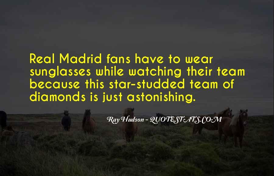 Madrid Team Quotes #1788344