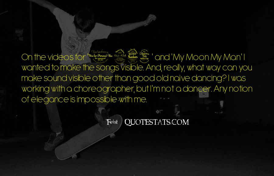 Quotes About Dancing Under The Moon #223557