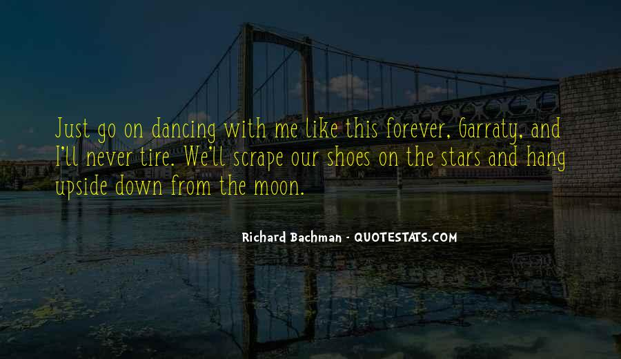 Quotes About Dancing Under The Moon #730757
