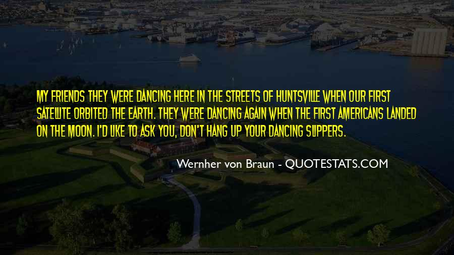 Quotes About Dancing Under The Moon #955449