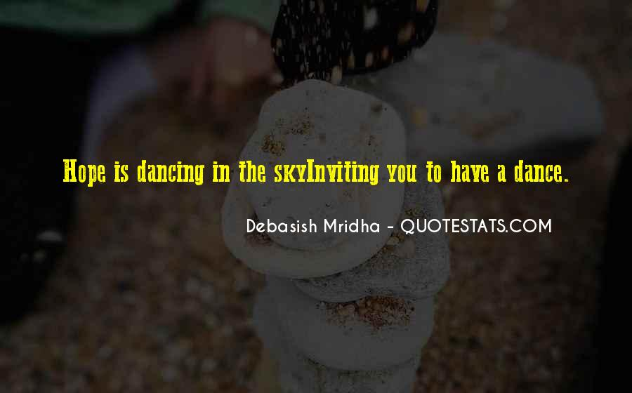 Quotes About Dancing In Life #1118713