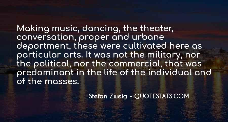 Quotes About Dancing In Life #1233328