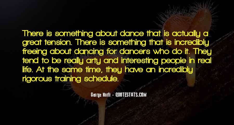 Quotes About Dancing In Life #1370691