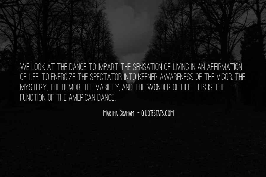 Quotes About Dancing In Life #1541360