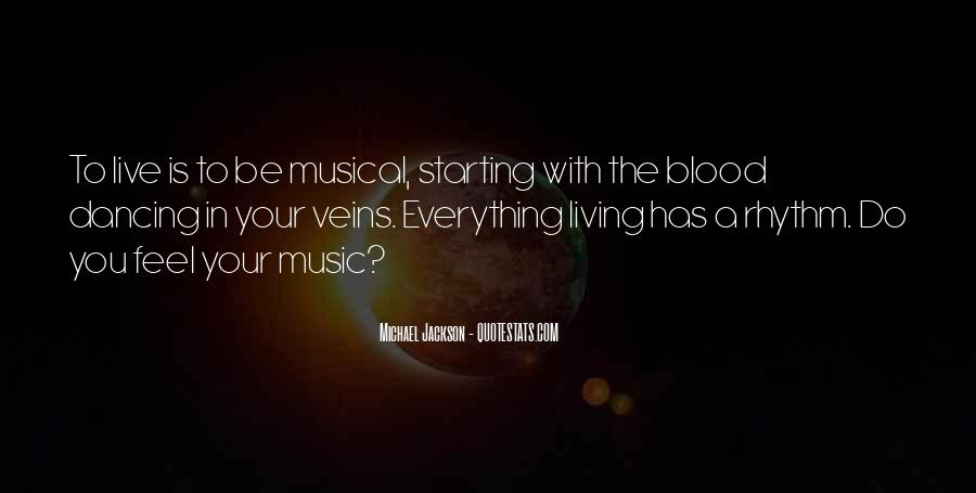 Quotes About Dancing In Life #1640784
