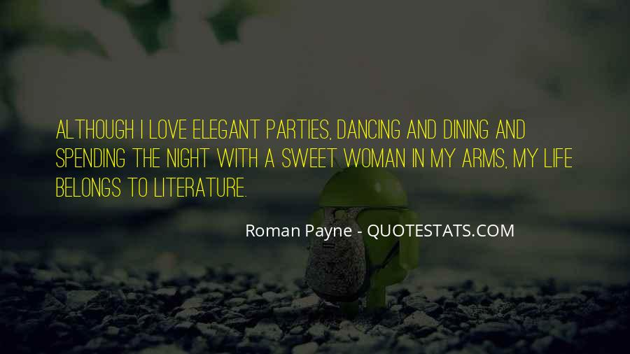 Quotes About Dancing In Life #1643735