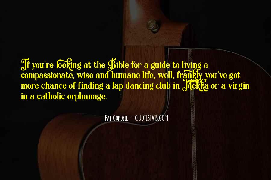 Quotes About Dancing In Life #1686385