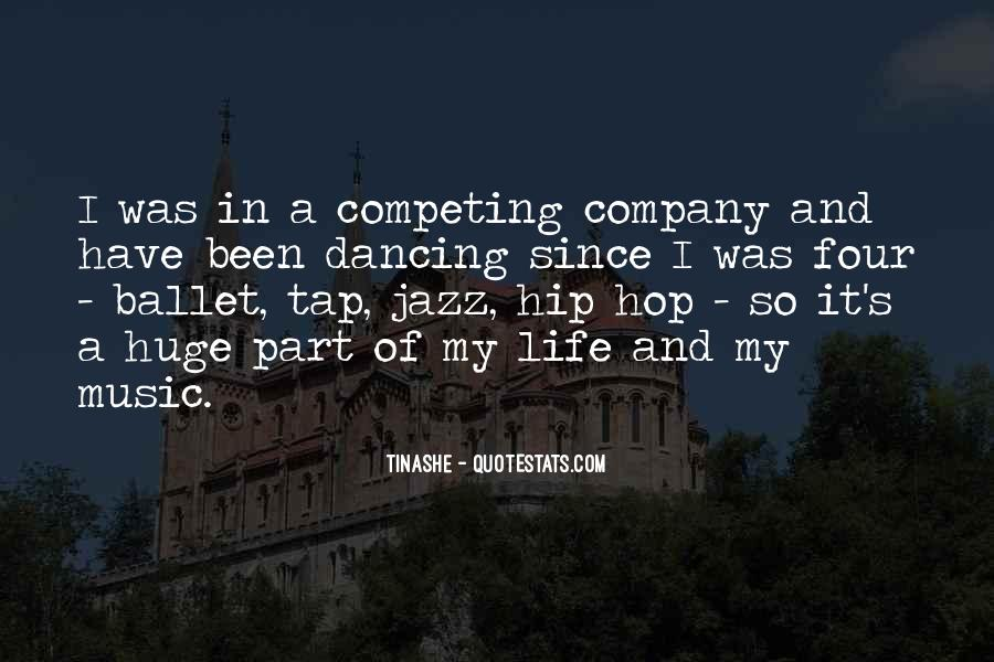 Quotes About Dancing In Life #330616