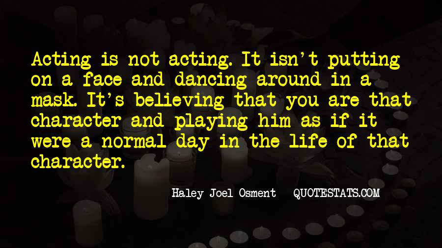 Quotes About Dancing In Life #376117