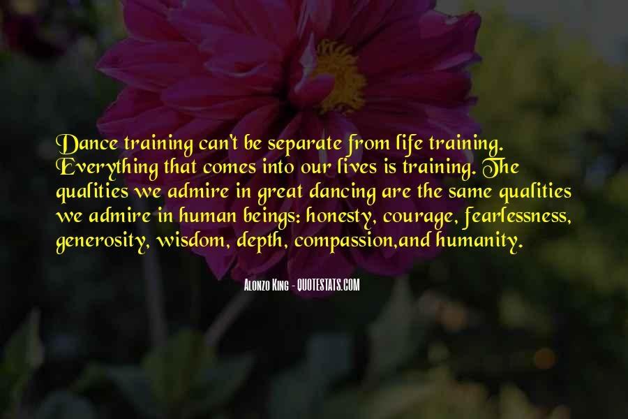 Quotes About Dancing In Life #911827