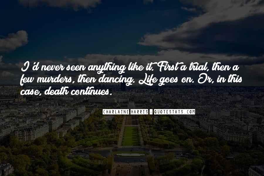 Quotes About Dancing In Life #917534