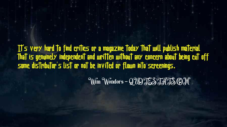 Magazine Cut Out Quotes #1385481