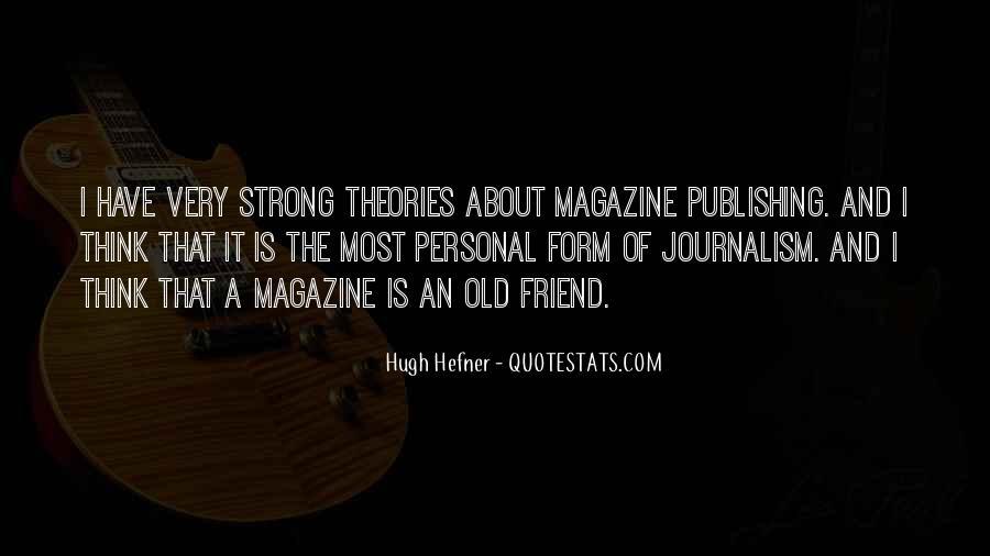 Magazine Publishing Quotes #1108233