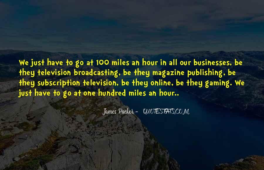 Magazine Publishing Quotes #1305236